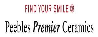 Peebles Premier Ceramics Logo