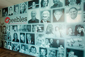 Peebles Wall